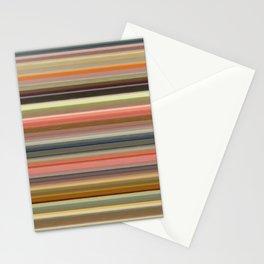 70s Stripes Stationery Cards