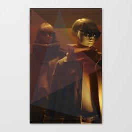 Mannequins  2 Canvas Print