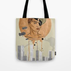 The Steam Captain  Tote Bag