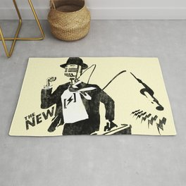 Our Work Is Never Over Rug