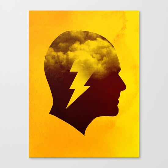 Brainstorm Canvas Print