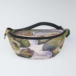 Water Oasis Fanny Pack