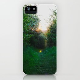 magical time and place iPhone Case