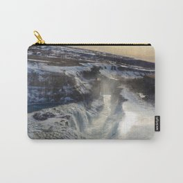 Gulfoss, Iceland Carry-All Pouch