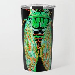 Cicada (Inverted) Travel Mug