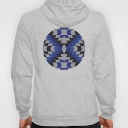 American Native Pattern No. 206 Hoody