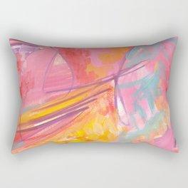 Dance Recital Rectangular Pillow