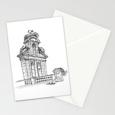 Bell gable Stationery Cards