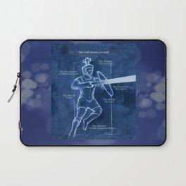 Full Armor of God - Warrior 3 Laptop Sleeve