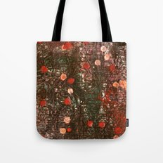 Encaustic Experiment Tote Bag