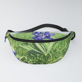 Texas Bluebonnet Flowers Fanny Pack