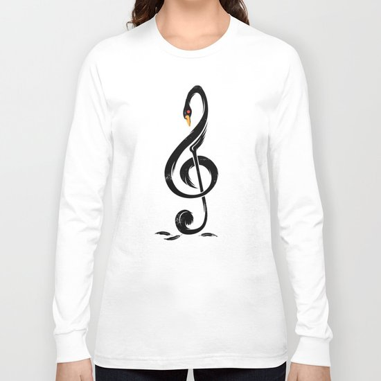 Black swan's melody Long Sleeve T-shirt