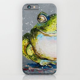 The Toad iPhone Case