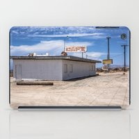 cafe iPad Cases featuring cafe by petervirth photography