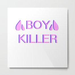 Boy Killer Metal Print