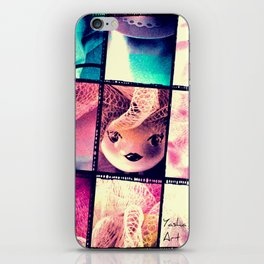 Sweet Doll iPhone Skin