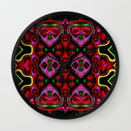Liquid Kind Of Love Collection IV Wall Clock