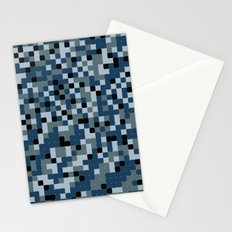Pixelated Camo Alternate Stationery Cards