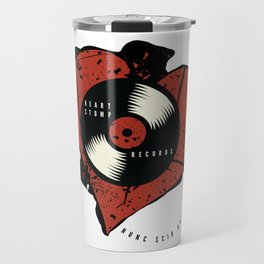 Heart Stomp Records Travel Mug