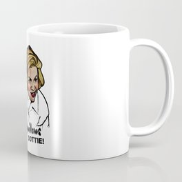 Pussy Willows Dottie Coffee Mug