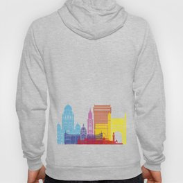Mumbai skyline pop Hoody