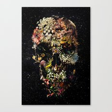 Smyrna Skull Canvas Print