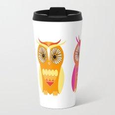 Sad, Happy, Angry Travel Mug