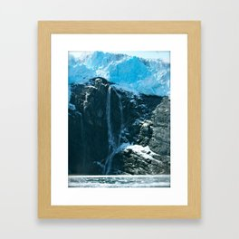 Prince William Sound, Alaska Framed Art Print