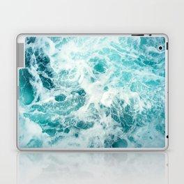 Ocean Sea Waves Laptop & iPad Skin