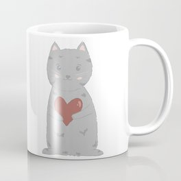 Cats are full lof love Coffee Mug