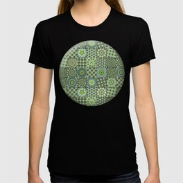Green Valley Quilt T-shirt