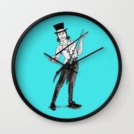 Ring Leader Wall Clock