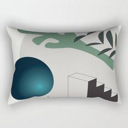 Shape study #7 - Synthesis Collection Rectangular Pillow