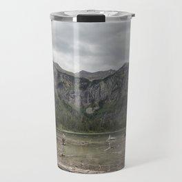 Avalanche Lake No. 1 - Glacier NP Travel Mug