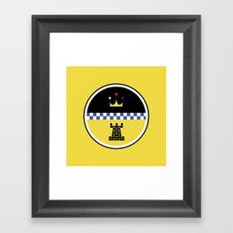 PITFC (English) Framed Art Print