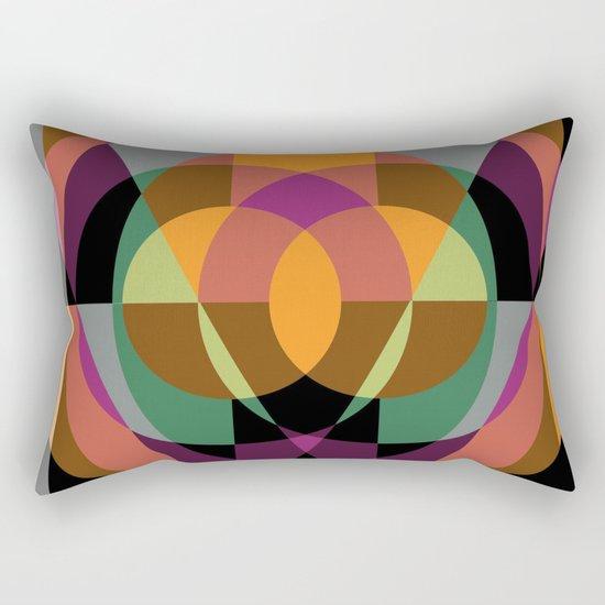 Composition II/III Rectangular Pillow