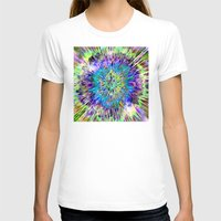 tie dye T-shirts featuring Abstract Colorful Tie Dye by Phil Perkins