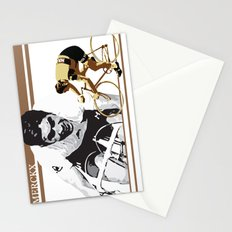cycling legend Eddy 'The Cannibal' Merckx Stationery Cards