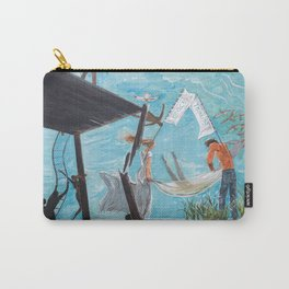 Peace and thinking Carry-All Pouch