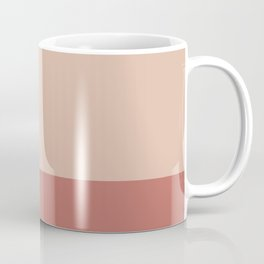 PEACH x VINTAGE ROSE II Coffee Mug