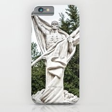 Death - Skeleton in forest iPhone 6s Slim Case