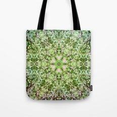 Kaleidoscope of Rainforest Flowers Tote Bag