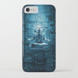 Astro Lotus iPhone Case