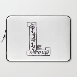 L is for Laptop Sleeve