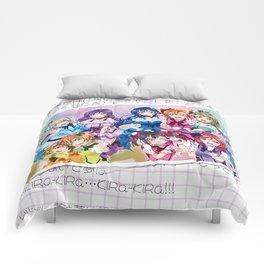 μ's (KiRa KiRa Sensation edit.) Comforters