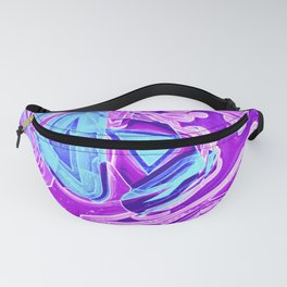 Stinging Pink Fanny Pack