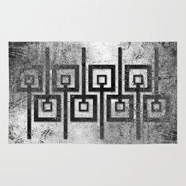 Order in Abstract IV Rug