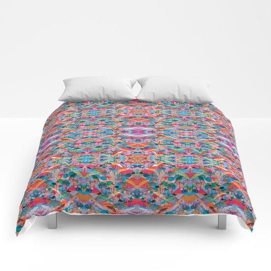 Fragmented Worlds VIII II Comforters