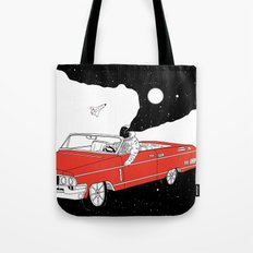 Passing Dream Tote Bag