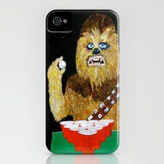 BEER PONG WOOKIE iPhone (4, 4s) Slim Case